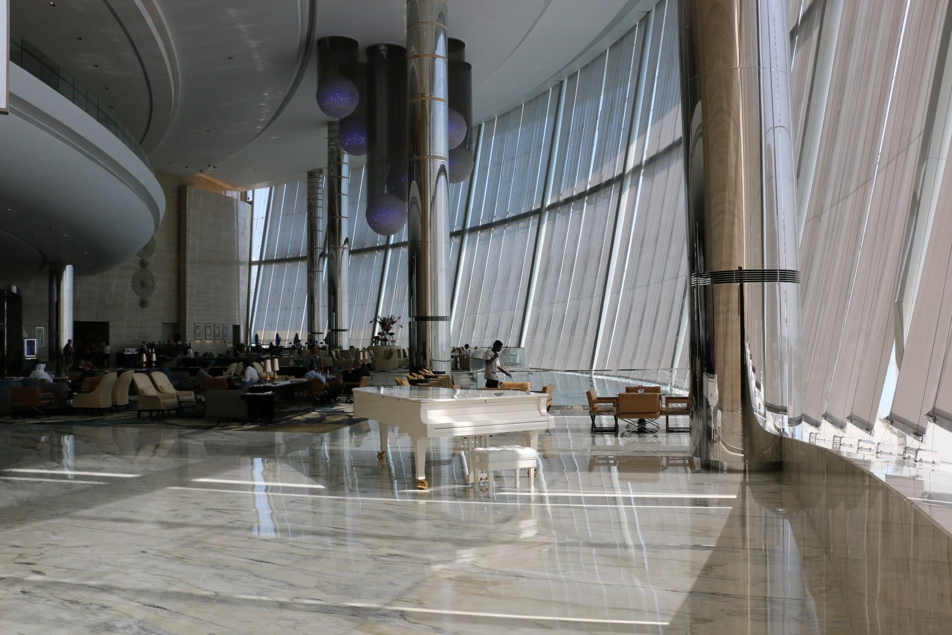 Hotel Etihad Towers