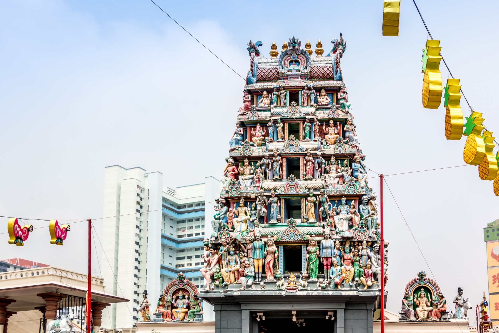 Temple Sri Mariamman