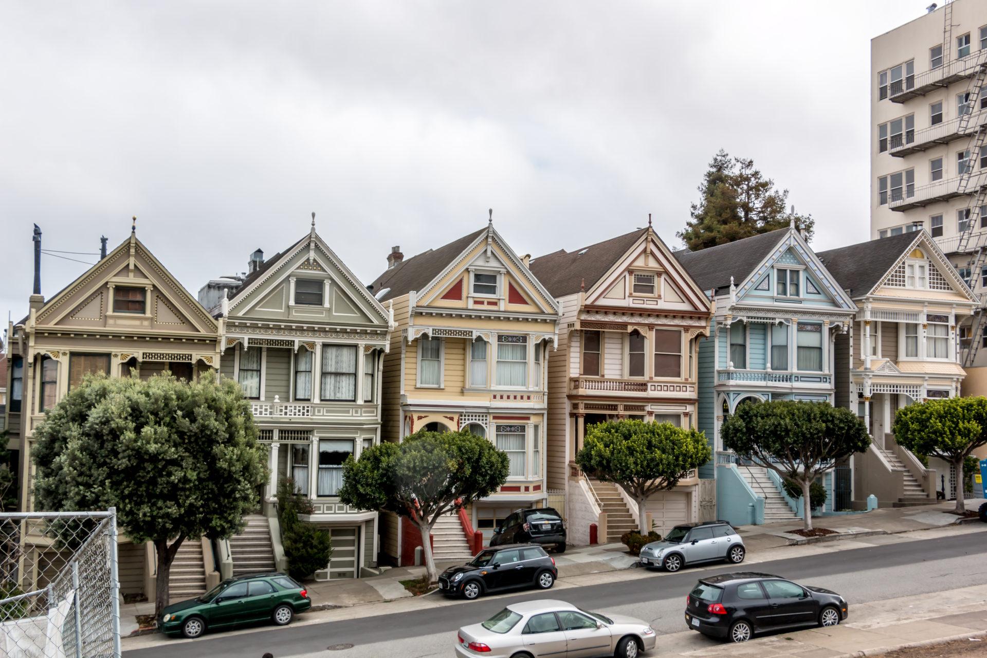 "<i class=""fa fa-film""></i>– San Francisco par Twin Peaks et les 6 Painted Ladies"