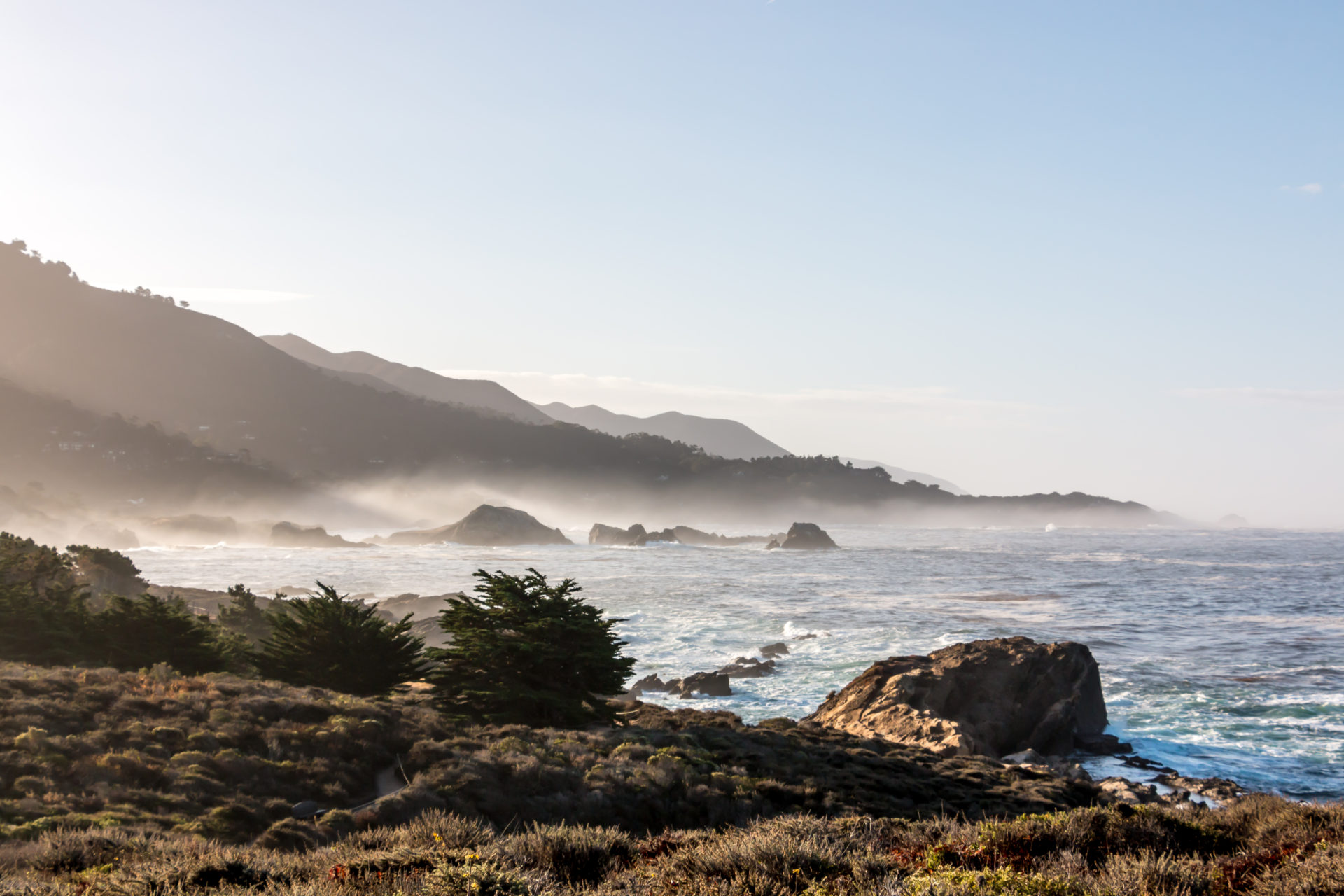 Monterey – Santa Barbara