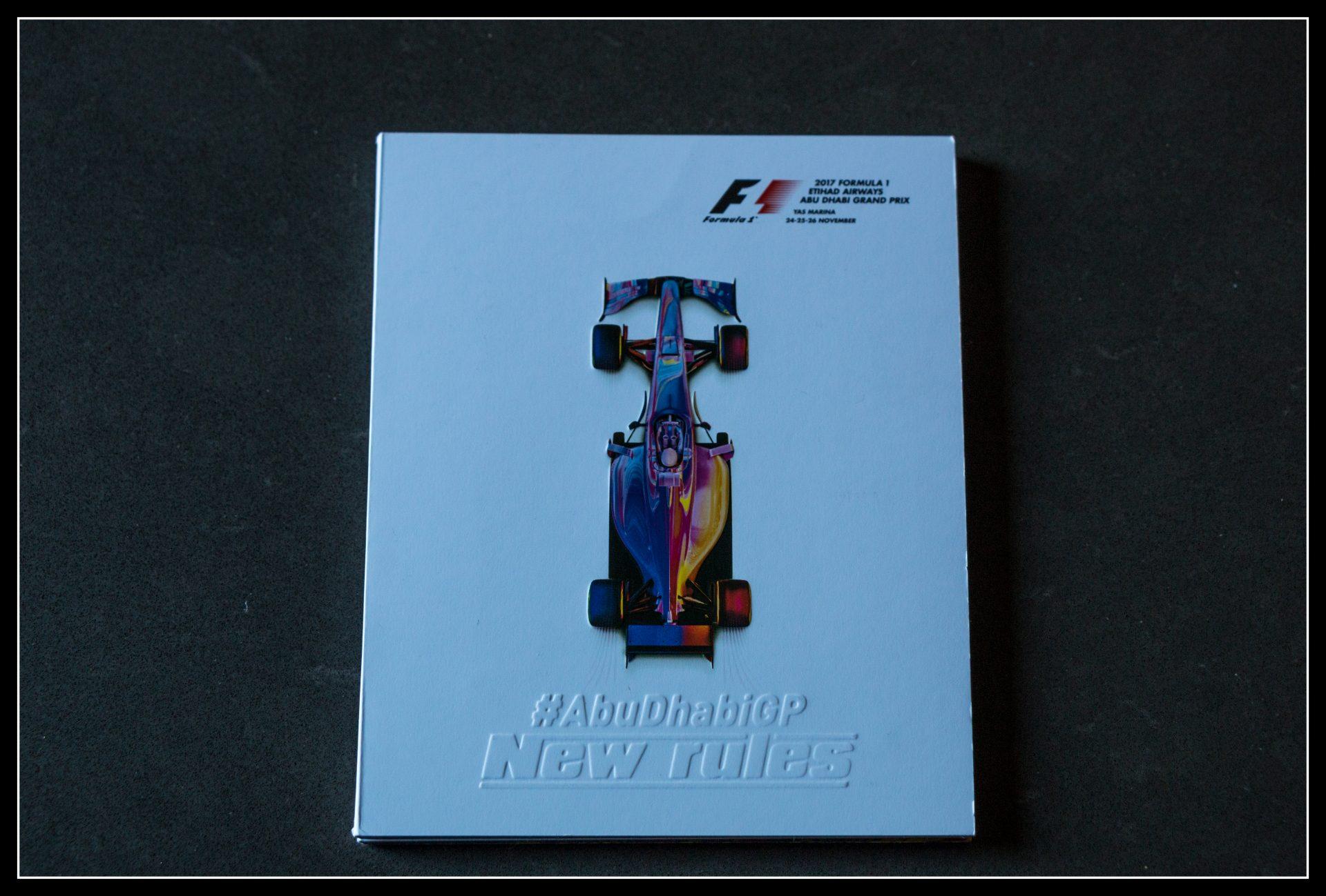Les places de F1 pour Abu Dhabi