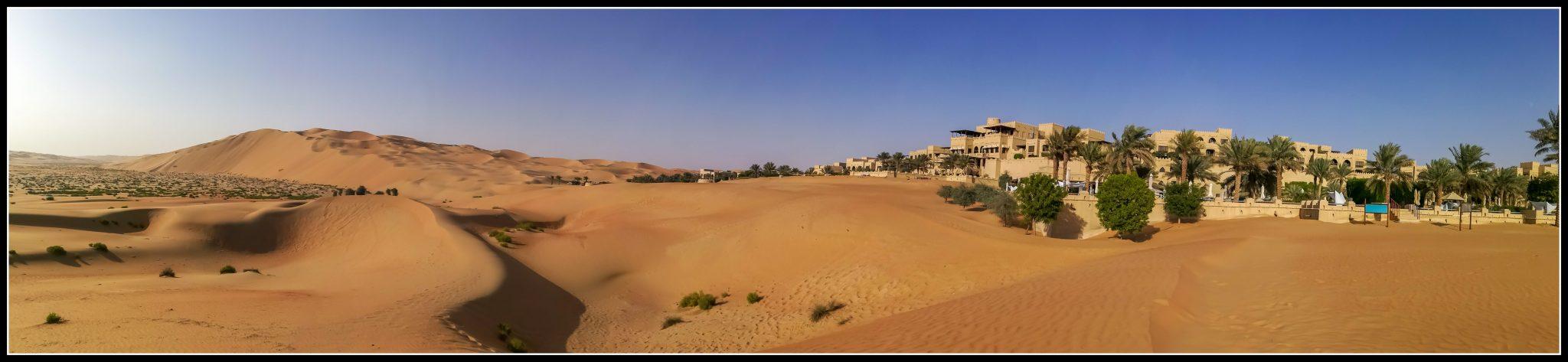 Panoramique Qasr Al Sarab
