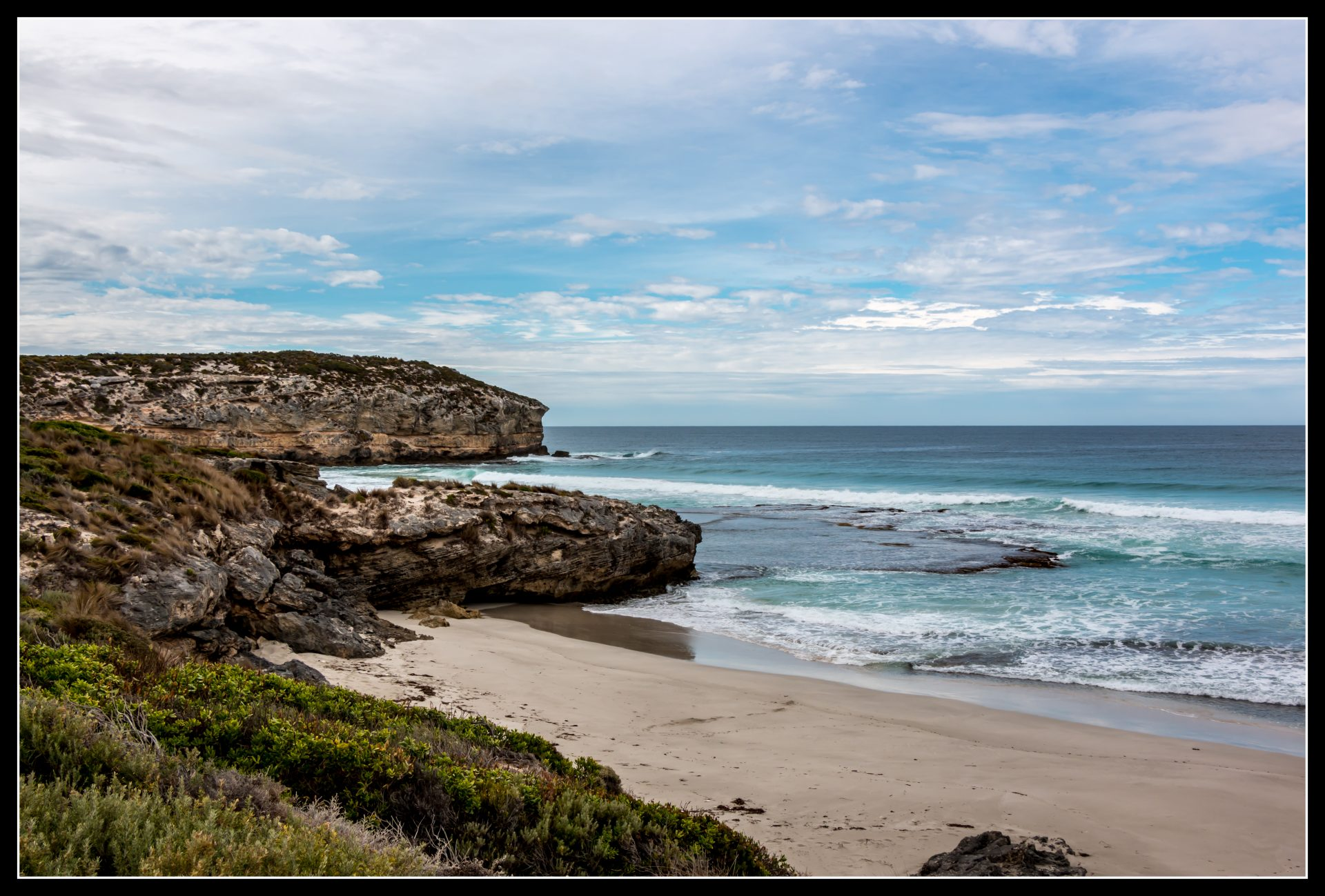 """<i class=""""fa fa-film""""></i>– Pennington Bay sur Kangaroo Island"""