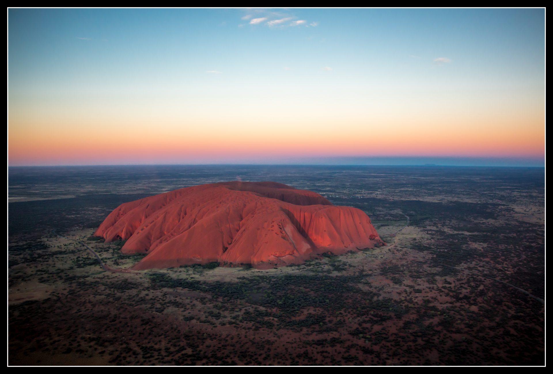 De Melbourne à Ayers Rock