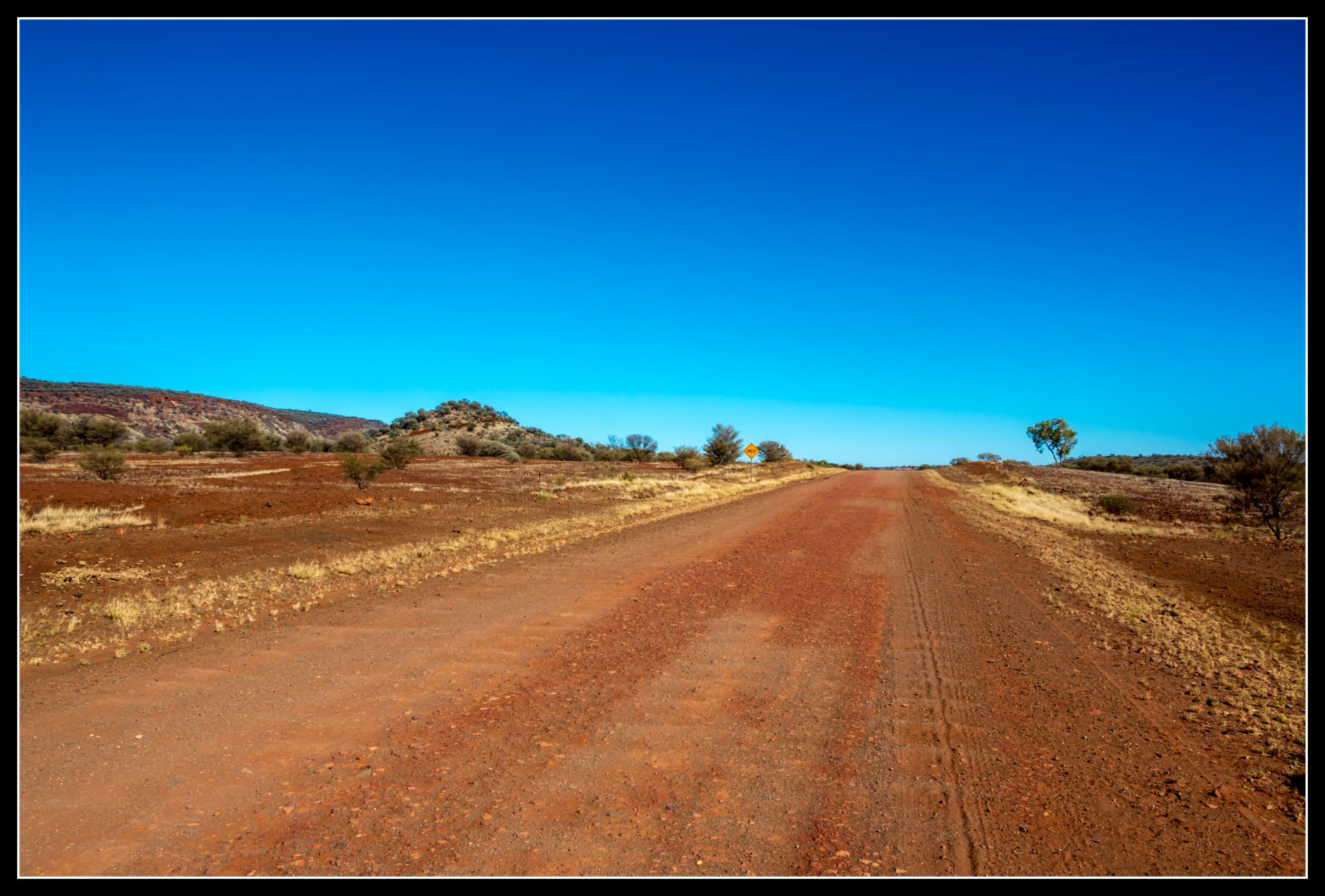 De Kings Canyon vers Alice Springs.
