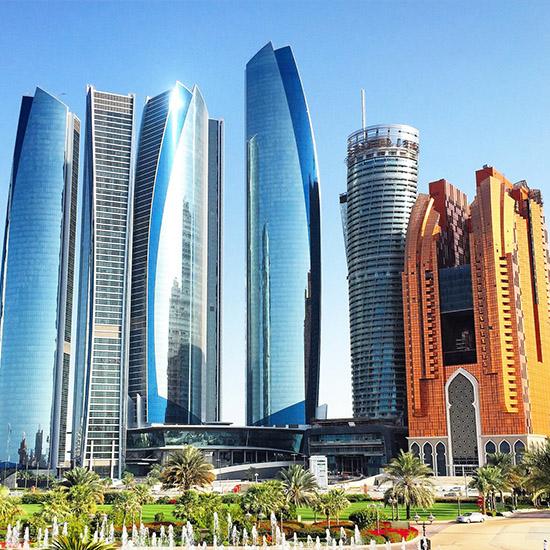 """<i class=""""fa fa-globe""""></i>– Circuit Dubaï – Abu Dhabi"""