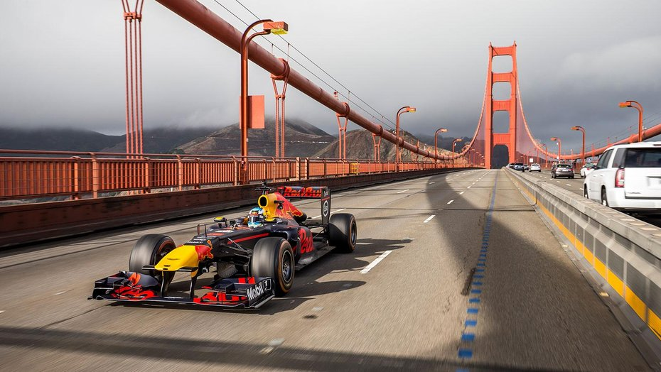 Red Bull – Road Trip USA