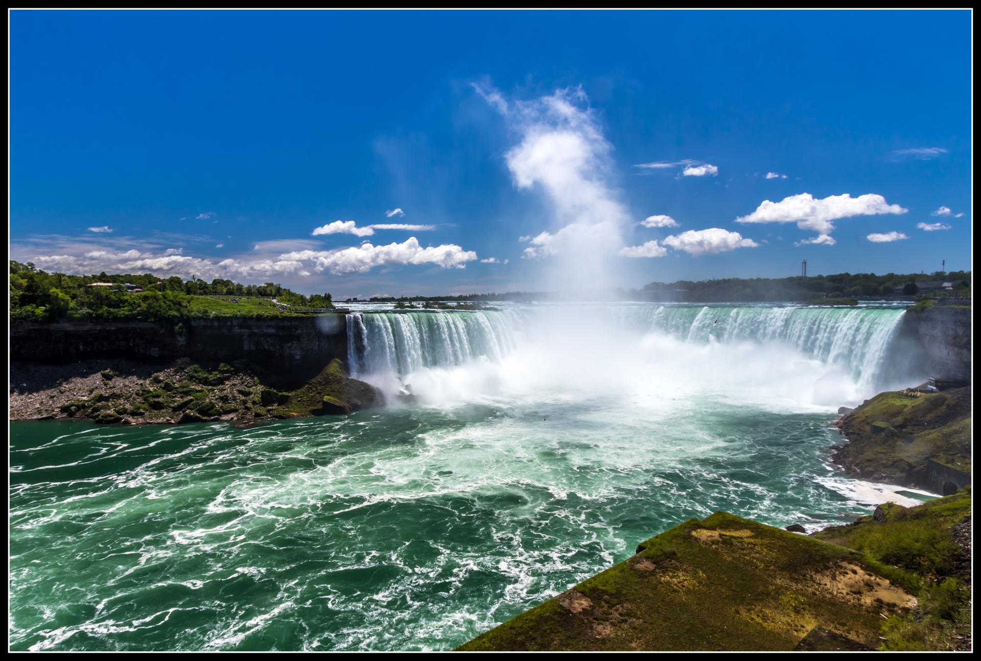 De Toronto a Niagara Falls